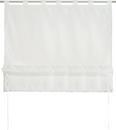 Roló Nina - Fehér, Textil (100/140cm) - Mömax modern living