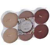 Teelicht Momo in verschiedenen Farben - Alufarben/Rosa, Metall (5,9/2,4cm) - Mömax modern living