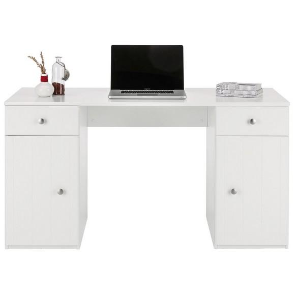 Schreibtisch in wei online kaufen m max for Schreibtisch quadratisch