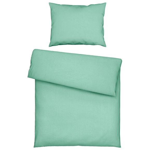Lenjerie De Pat Babylon - verde deschis, textil (140/200cm) - Modern Living