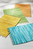 Fleckerlteppich Tonal - Gelb, LIFESTYLE, Textil (60/120cm) - MÖMAX modern living