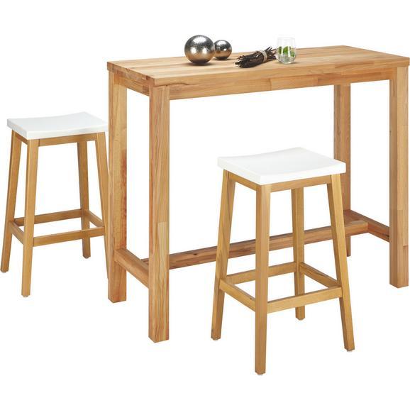 bartisch buchefarben echtholz online kaufen m max. Black Bedroom Furniture Sets. Home Design Ideas