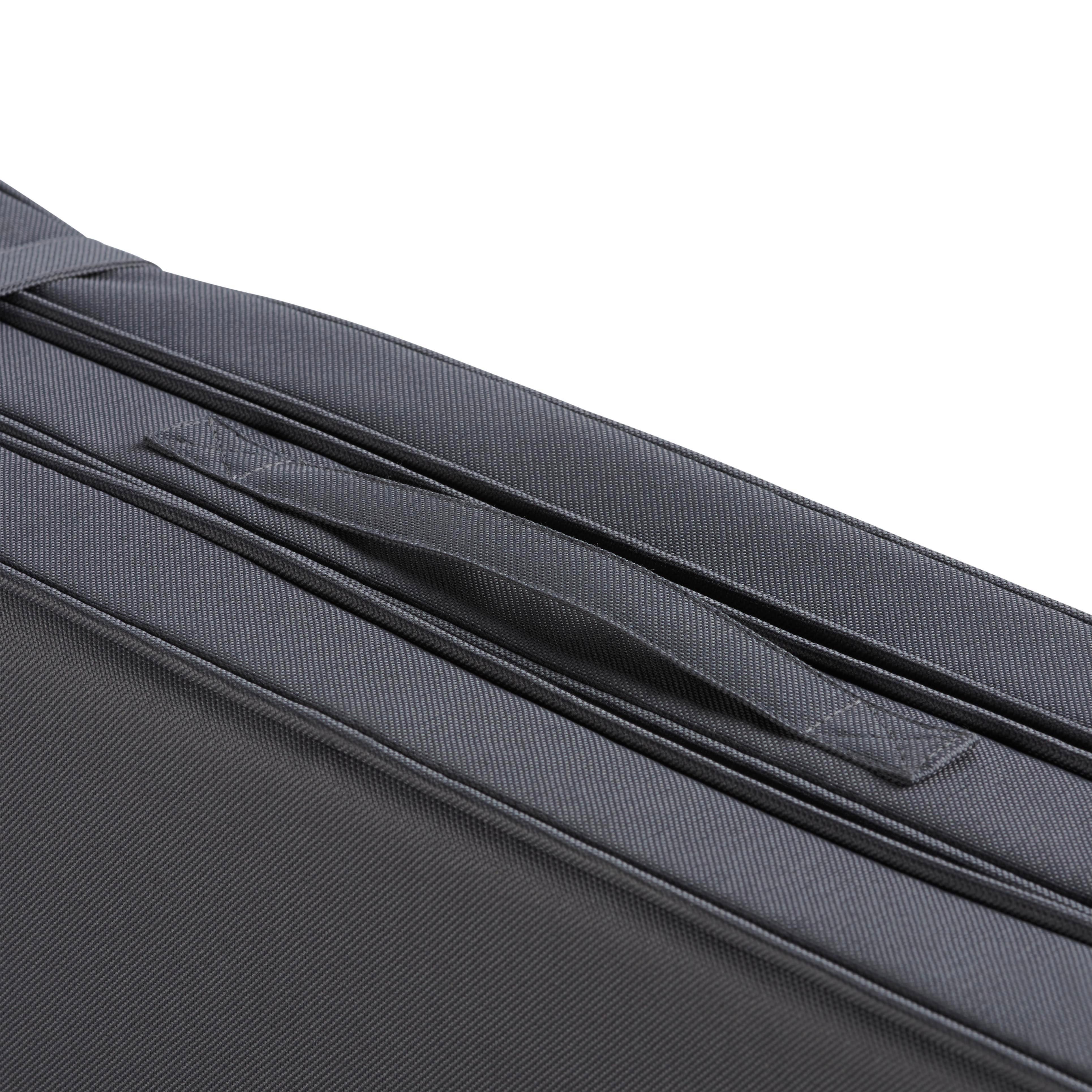 Liegenauflage Polly - Grau, MODERN, Textil (174/58/4cm) - MÖMAX modern living