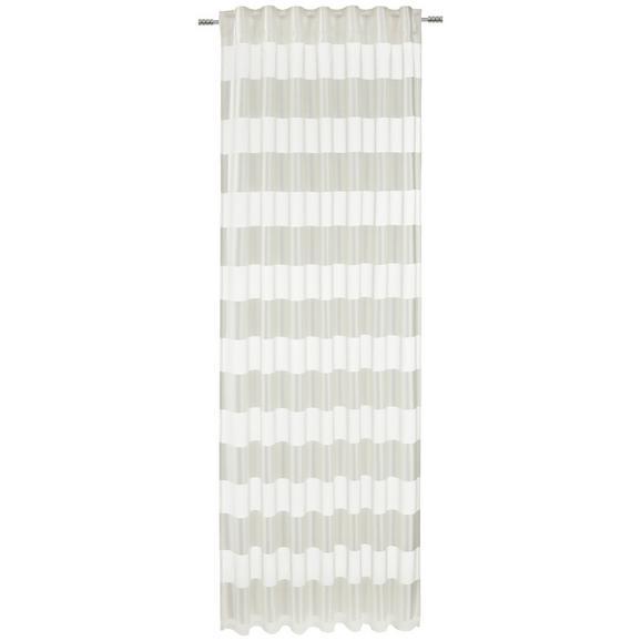 Perdea Sonja - culoare natur, Konventionell, textil (140qm) - Modern Living