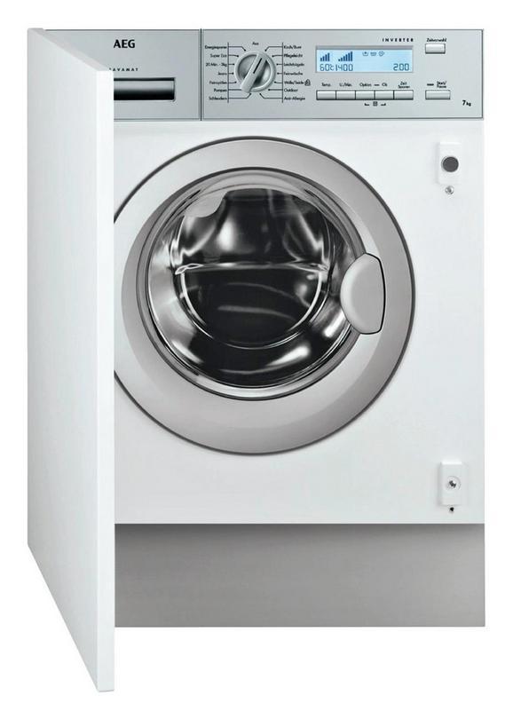 Waschmaschine AEG L82470bi - Weiß (59,6/82/54,4cm) - AEG