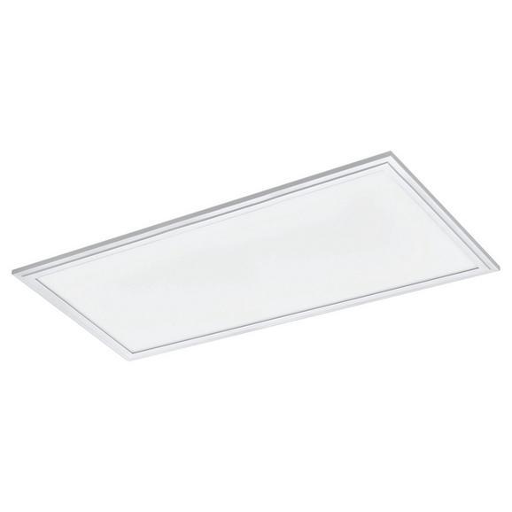 LED-Paneel Salobrena max. 21 Watt - Weiß, MODERN, Kunststoff/Metall (60/30/1,1cm)