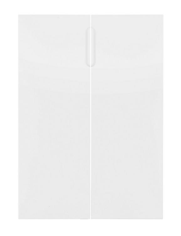 Türenset Weiß aus Holzwerkstoff - Weiß, MODERN, Holzwerkstoff (74/103/2cm) - Mömax modern living