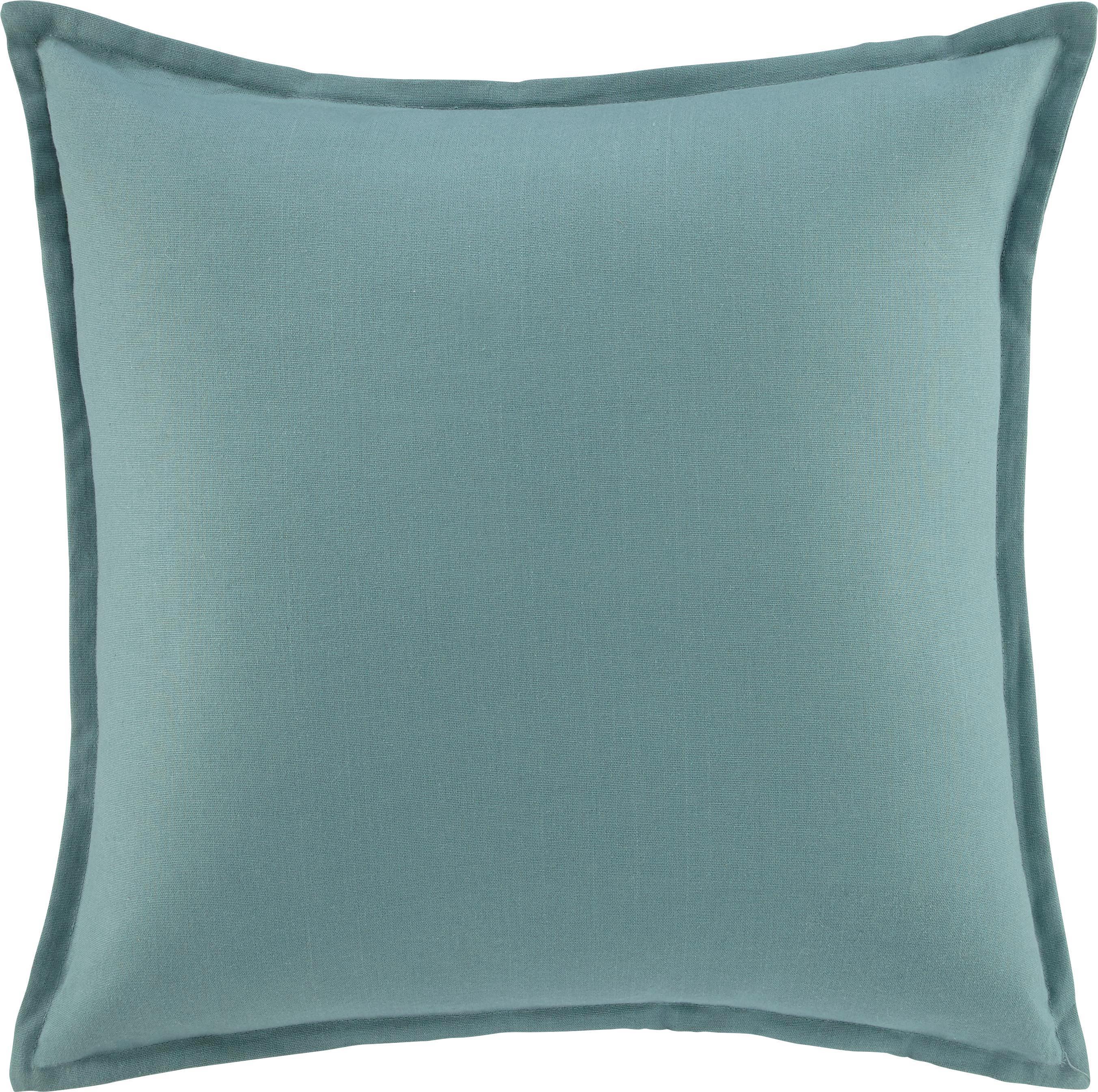 Díszpárna Sonja - zöld, textil (45/45cm) - MÖMAX modern living