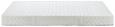 Kaltschaummatratze Irisette H2 90x200cm - Weiß, KONVENTIONELL, Textil (90/200/17cm) - IRISETTE
