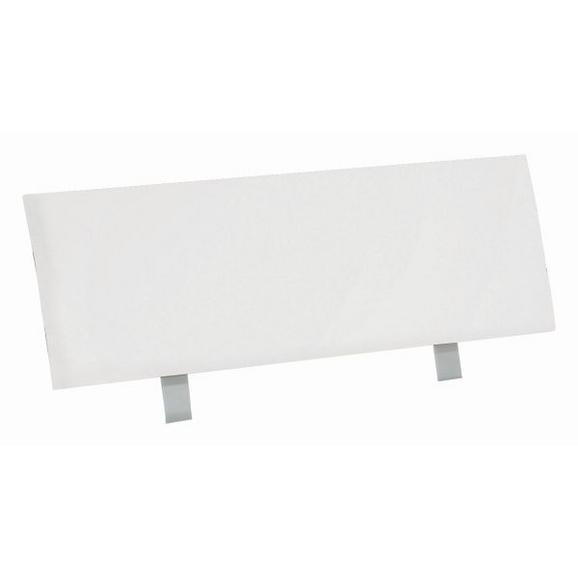 Vzglavje Belia - bela, Konvencionalno, leseni material (100cm) - Mömax modern living