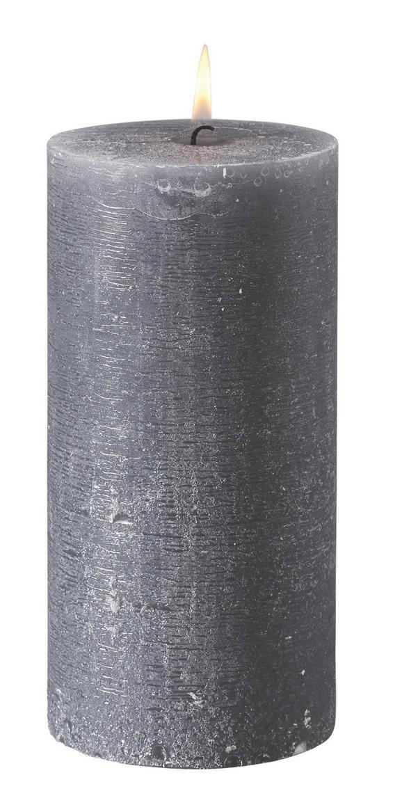 Tömbgyertya Ruth-rustik - Világoszöld/Pezsgő, modern (10/20cm) - Mömax modern living