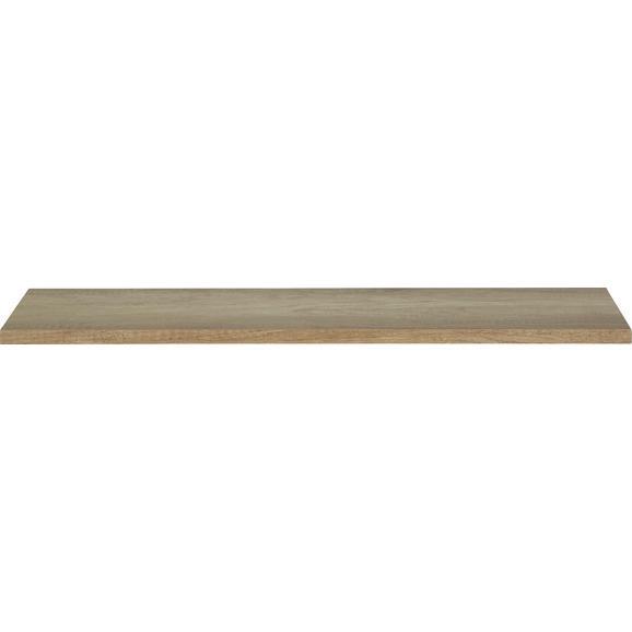 Wandboard in Eiche - Sonoma Eiche, Holz (80/1,8/25cm) - Mömax modern living