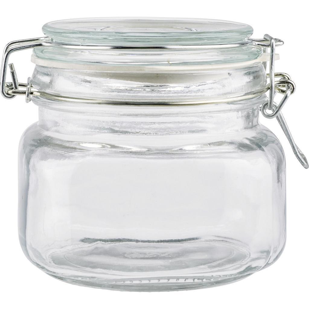 Einmachglas Nele aus Glas ca. 500ml