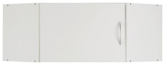 Nastavek Za Omaro Mrk - bela, leseni material (80/40/80cm)