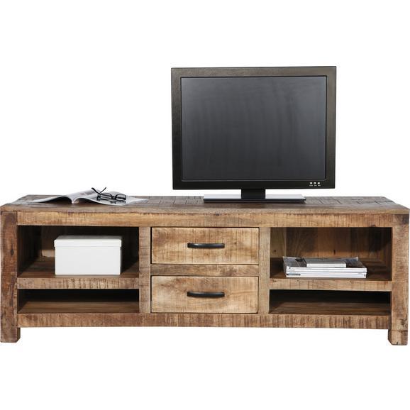 Comodă Joasă Industry - culoare natur, Lifestyle, lemn (150/50/55cm) - Zandiara