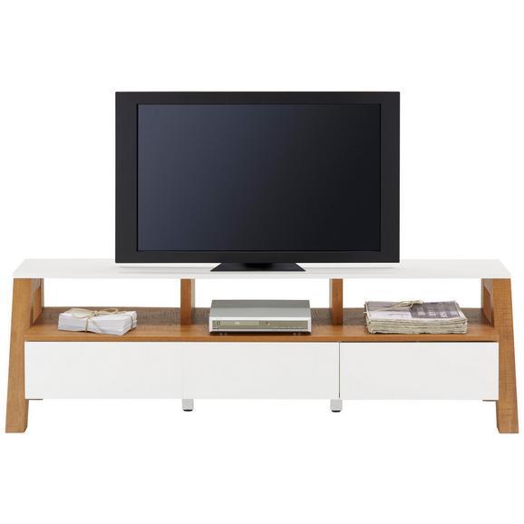 tv element braun wei online kaufen m max. Black Bedroom Furniture Sets. Home Design Ideas