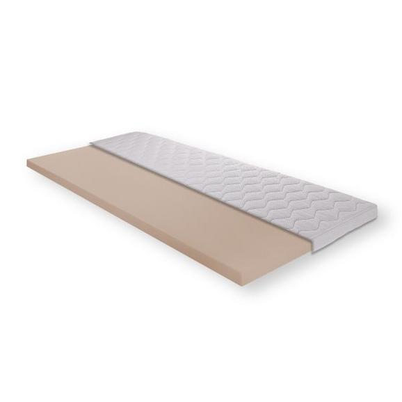 Topper Visco ca. 140x200cm - KONVENTIONELL, Textil (140/200cm) - Nadana