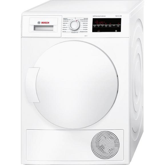 Wärmepumpentrockner WTW85463 - Weiß, Basics (59,8/84,2/59,9cm) - Bosch