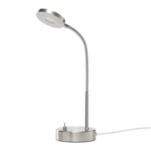 Lampă De Birou Holger - culoare crom, Modern, metal (20/30cm) - Mömax modern living