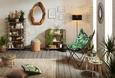 Hocker Naturfarben - Naturfarben, MODERN, Holz (35/42/35cm) - Modern Living