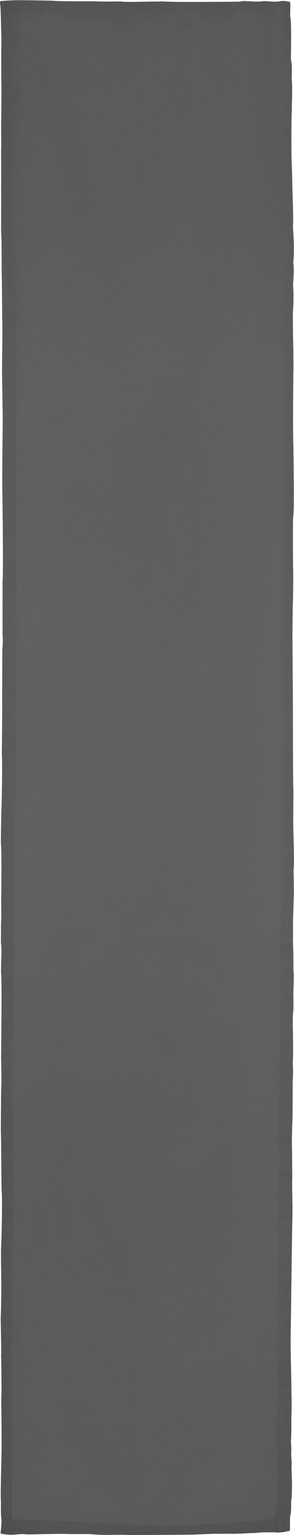 Asztali Futó Steffi Extra Méret - antracit, textil (45/240cm) - MÖMAX modern living