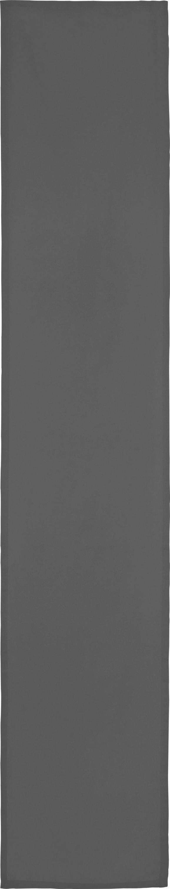 Nadprt Steffi Überlänge - antracit, tekstil (45/240cm) - MÖMAX modern living