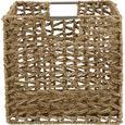Košara Za Regal Nora - naravna, naravni materiali (33/32/33cm) - Mömax modern living
