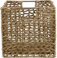 Košara Za Regal Nora - naravna, ostali naravni materiali (33/32/33cm) - Mömax modern living