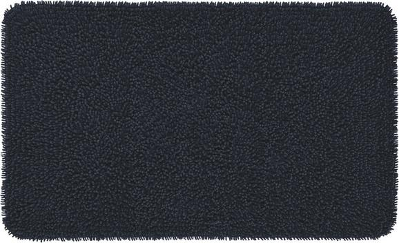 Badematte Jenny Anthrazit 70x120 - Anthrazit, Textil (70/120cm) - Mömax modern living