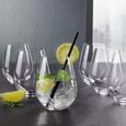 Gläserset Spiegelau Authentis Casual 6er Set - Klar, MODERN, Glas - Spiegelau