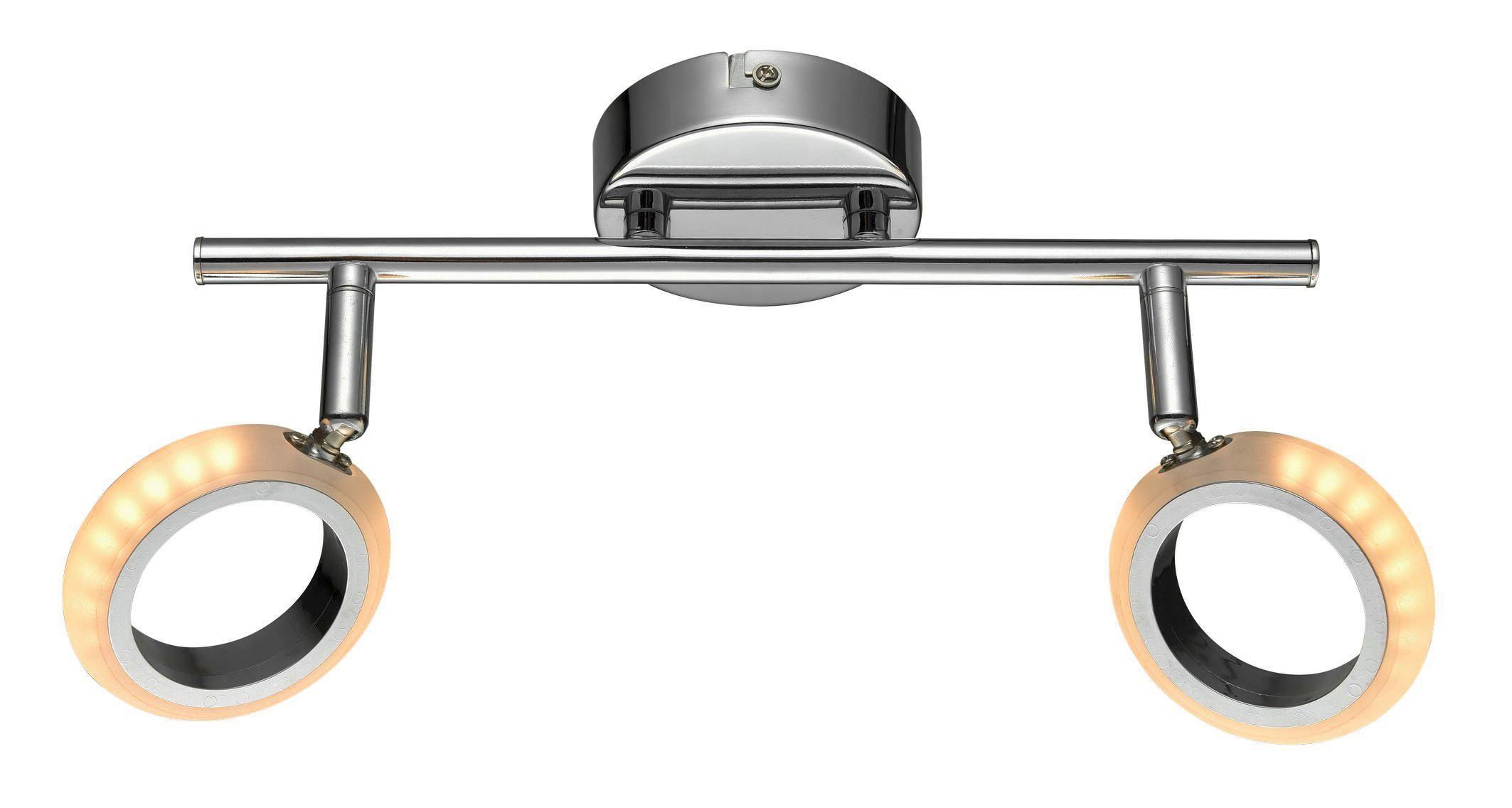 LED-Strahler Tino max. 4 Watt - MODERN, Kunststoff/Metall (34/18,5cm) - MÖMAX modern living