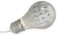 Lichterkette Levin mit 8 Lichtern L ca. 270 cm - Transparent, Basics, Kunststoff (270cm) - Mömax modern living
