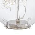 LED-Tischleuchte Kiko max. 8 Watt - MODERN, Glas/Metall (20cm) - Premium Living