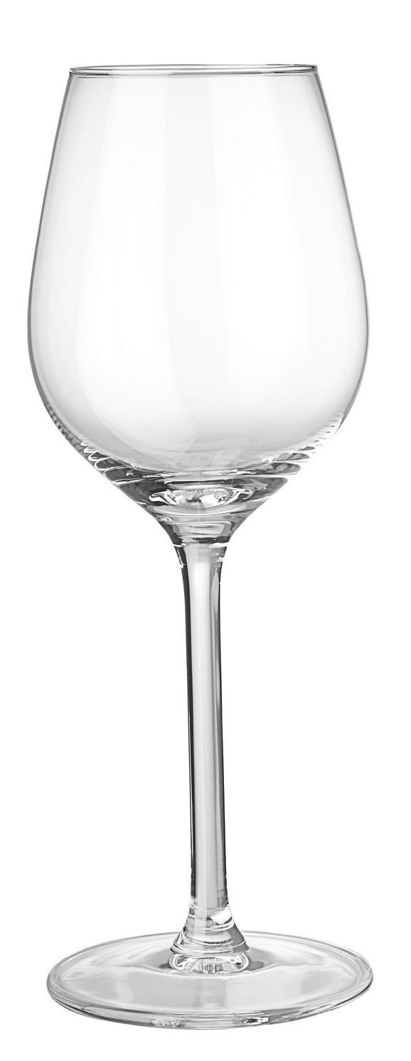 Kozarec Za Belo Vino Leona - prozorna, steklo (7,64/20,9cm) - Mömax modern living