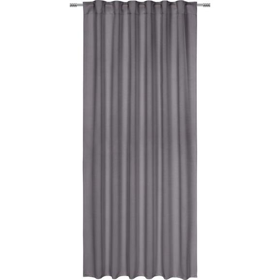 Verdunkelungsvorhang Riccardo, ca. 140x245cm - Anthrazit, MODERN, Textil (140/245cm) - Premium Living