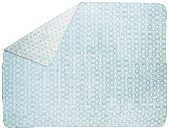 Kuscheldecke Iceland 135x200cm - Mintgrün, Textil (150/200cm) - Mömax modern living