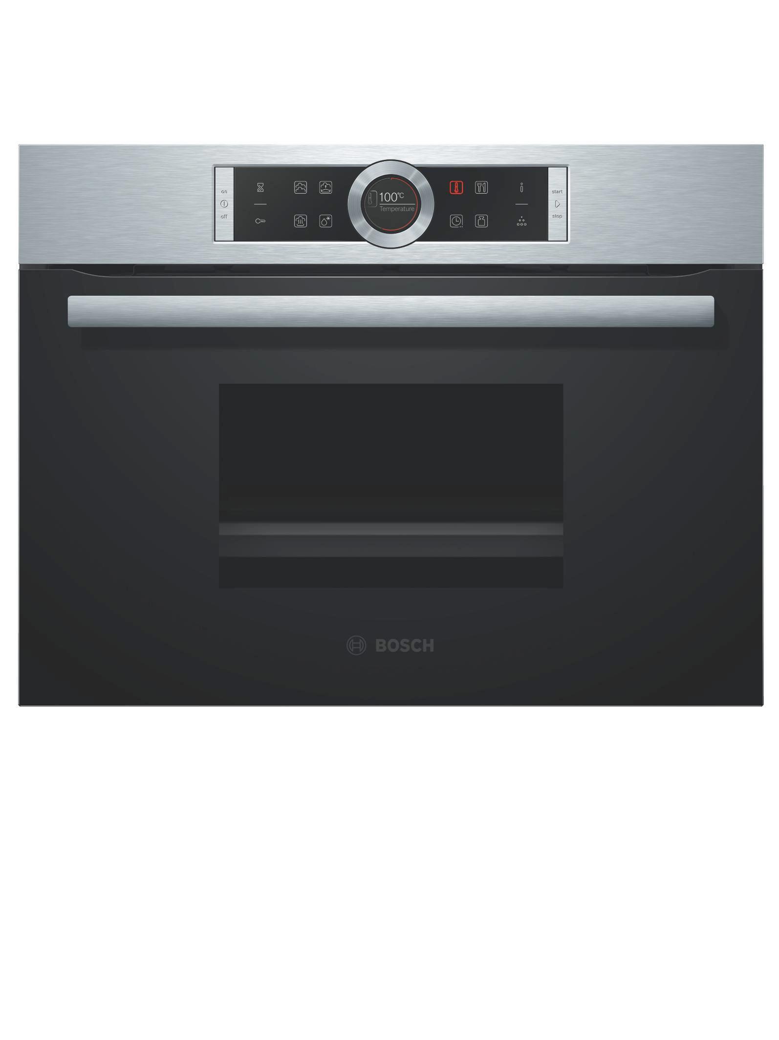 Einbaudampfgarer  Einbaudampfgarer Bosch Cdg634bs1 online kaufen ➤ mömax