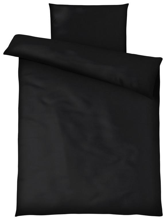 Bettwäsche Blacky, ca. 135x200cm - Schwarz, MODERN, Textil - Mömax modern living