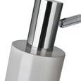 Tischleuchte Illya - Grau, MODERN, Metall (22/1,8/49cm) - Bessagi Home