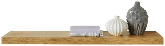 Wandboard Eichefarben - Eichefarben, Holz (100/4,4/24cm)