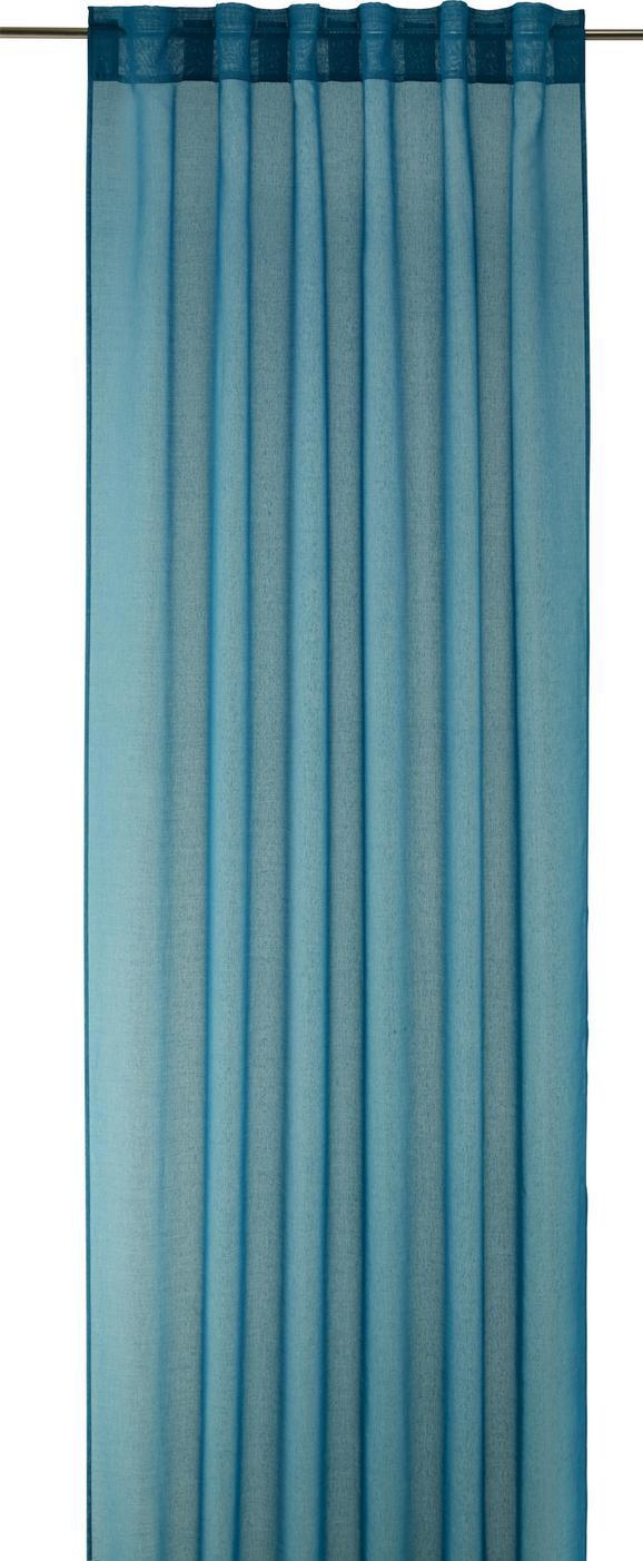 Gotova Zavjesa Tosca 2 Stk. -eö- - boje petroleja, tekstil (140/245cm) - Mömax modern living