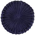 Sitzkissen Fiona in Blau - Blau, Trend, Textil (40cm) - Mömax modern living
