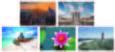 Keilrahmenbild Desteny, ca. 150x100x3,8cm - Multicolor, MODERN, Holzwerkstoff/Textil (150/100/3.8cm) - Mömax modern living