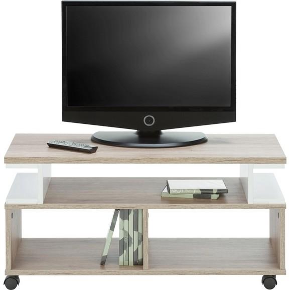 tv element wei braun online kaufen m max. Black Bedroom Furniture Sets. Home Design Ideas