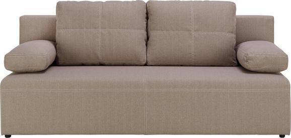 Sofa U Bež Boji - bijela/bež, KONVENTIONELL, tekstil/plastika (202/88/84cm) - Mömax modern living
