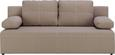 Trosjed Na Razvlačenje U Bež Boji - bijela/bež, Konventionell, tekstil/plastika (202/88/84cm) - Mömax modern living