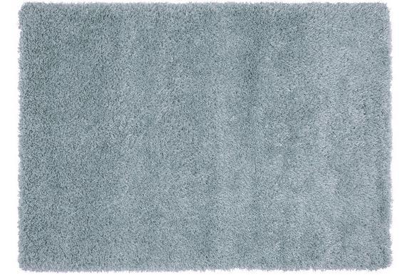 Hochflorteppich Lambada Mintgrün 160x230cm - Mintgrün, MODERN (160/230cm) - Mömax modern living