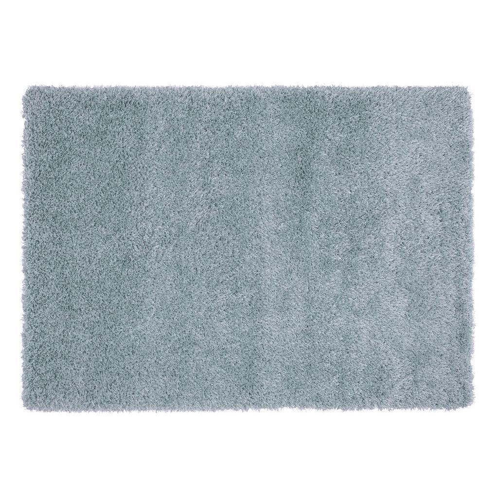 Hochflorteppich Lambada Mintgrün 80x150cm