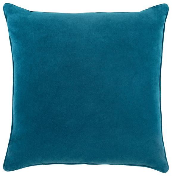 Zierkissen Susan Smaragdgrün 60x60cm - Smaragdgrün, Textil (60/60cm) - Mömax modern living
