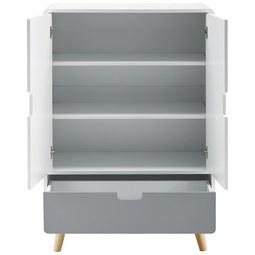 sideboard daniela weiss grau modern holz 70 105 38cm